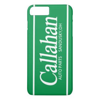 Peças de automóvel retros engraçadas de Callahan Capa iPhone 7 Plus