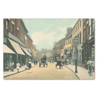 Pedágio Gavel, 1900) lenços de papel de Beverley (