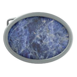 Pedra de mármore azul, curvatura de correia de
