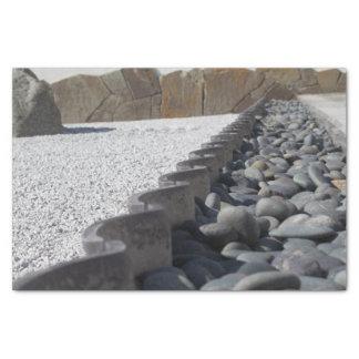 Pedras Papel De Seda