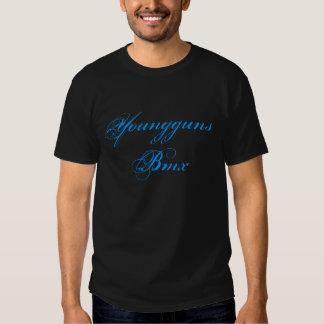Pedreiro de Youngguns Bmx/Travis Camisetas