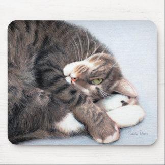 Peekaboo Mousepad