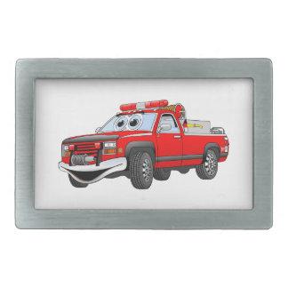 Pegare desenhos animados do carro de bombeiros