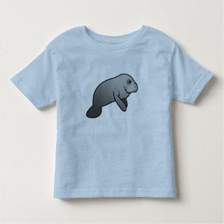 Peixe-boi bonito t-shirts