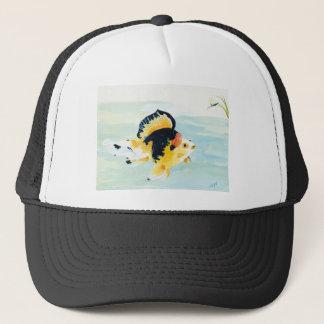 Peixe dourado boné