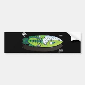 peixes adesivos