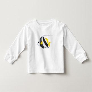 Peixes Camiseta Infantil