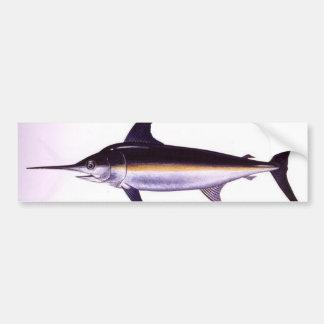 peixes de espada adesivo para carro