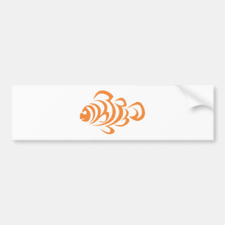 Peixes do palhaço adesivos