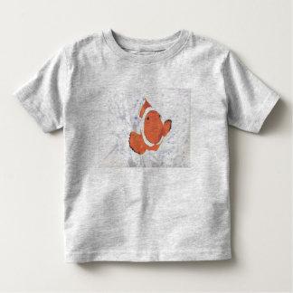 Peixes do palhaço camisetas