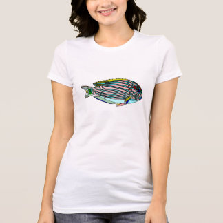 Peixes do palhaço tshirt