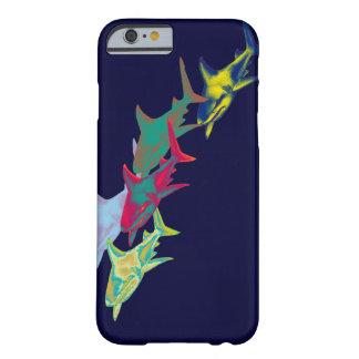 peixes do tubarão - animais selvagens capa barely there para iPhone 6