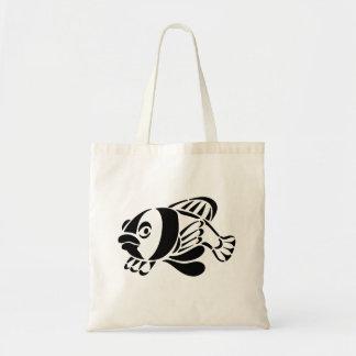Peixes dos desenhos animados