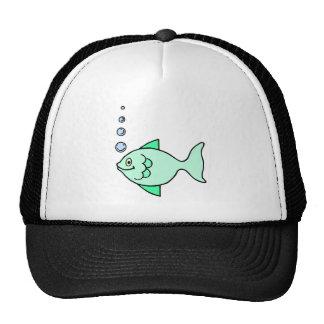 Peixes dos desenhos animados bone