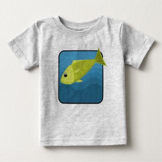 Peixes dos desenhos animados t-shirt