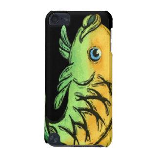 Peixes dos desenhos animados capa para iPod touch 5G