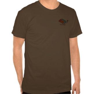 Peixes engraçados 28 camisas dos desenhos animados t-shirts