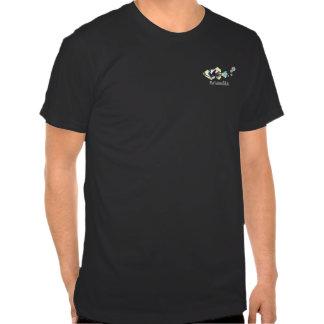 Peixes engraçados 29 camisas dos desenhos animados t-shirts
