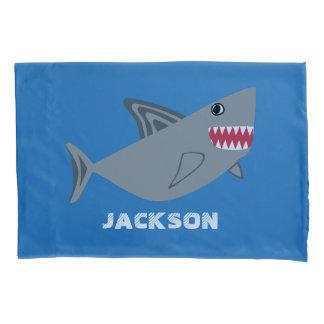 Peixes personalizados miúdos do tubarão cinzento e