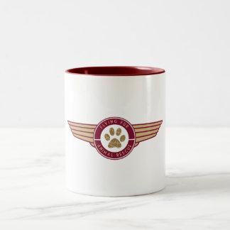 Pele do vôo - caneca do café/chá
