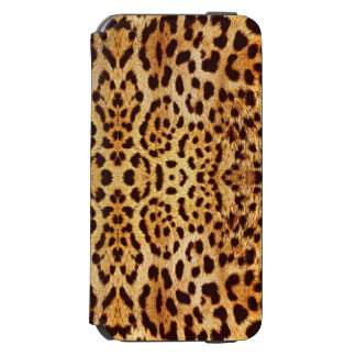 pele elegante do leopardo