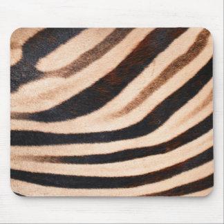 Pele Mousepad da zebra