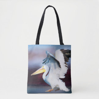pelicano 18 da aguarela por todo o lado no bolsa