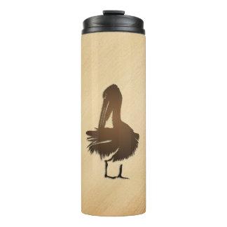 Pelicano rústico