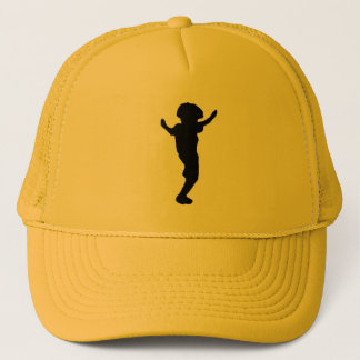 Pelo chapéu de Nate L.A Boné