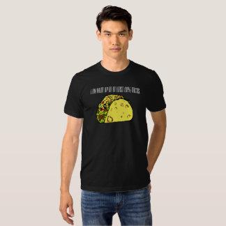 Pelo menos Taco de 80% Camiseta