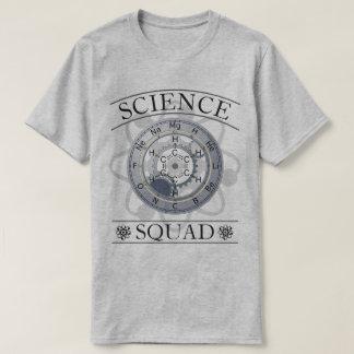 Pelotão da ciência camiseta