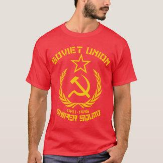 Pelotão do atirador furtivo de União Soviética Camiseta