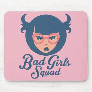 Pelotão mau Mousepad das meninas