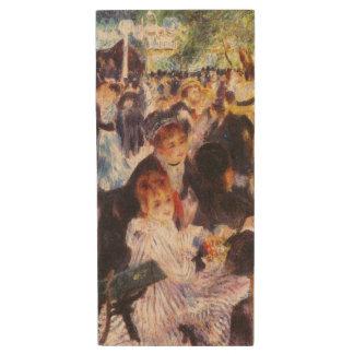 Pen Drive Auguste Renoir - dance no la Galette de Le moulin