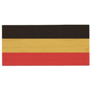 Pen Drive Bandeira belga patriótica