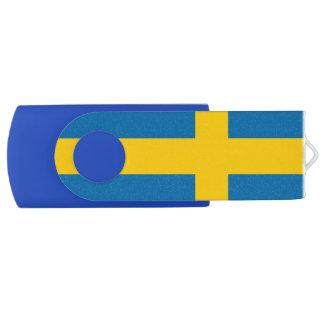 Pen Drive Bandeira da suecia