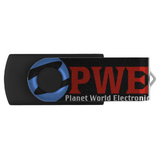 Pen Drive Eletrônicos do mundo do planeta, 16 GB, flash