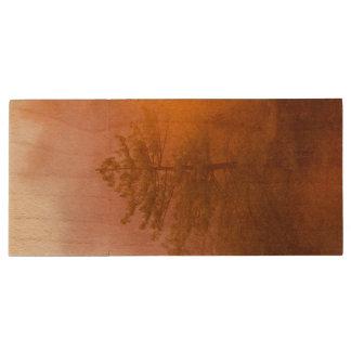 Pen Drive Floresta dourada da corriola