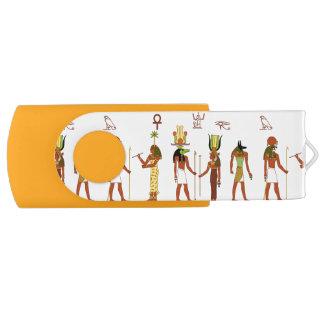 Pen Drive Giratório Deuses e deusas egípcios