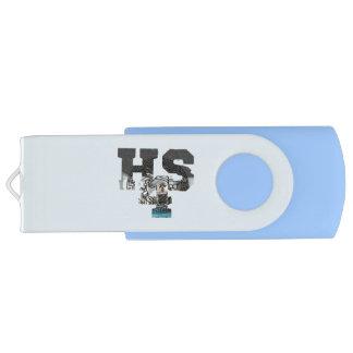 PEN DRIVE GIRATÓRIO H4S USB