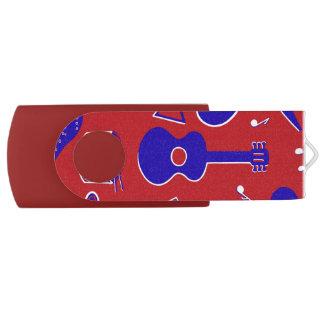 Pen Drive Giratório Instrumentos musicais