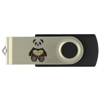 Pen Drive Giratório Motorista instantâneo de USB