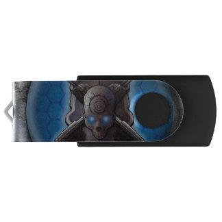 Pen Drive Giratório Movimentação de MythicTyrant 16GB USB
