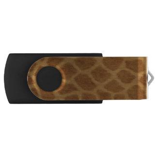 Pen Drive Giratório Movimentação do flash de USB do impressão do