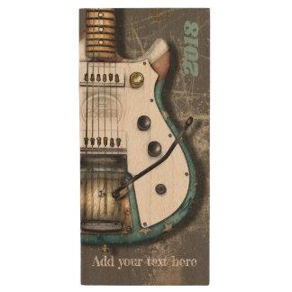 Pen Drive Guitarra elétrica referente à cultura