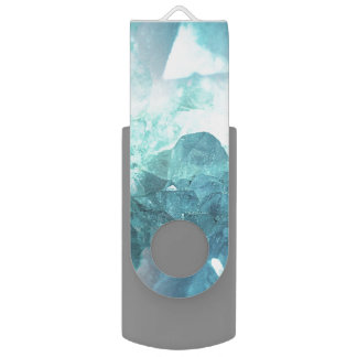 Pen Drive Hortelã de cristal