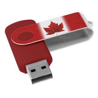 Pen Drive Lembranças de Canadá da movimentação do flash da