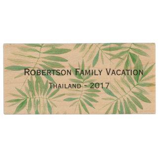 Pen Drive Movimentação da foto do feriado das férias -
