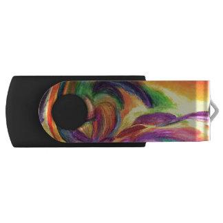 Pen Drive Movimentação do flash de USB com arte original