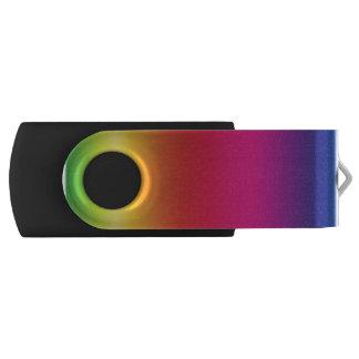 Pen Drive Movimentação do flash do giro de NeoRainbow USB